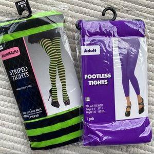 Cosplay Halloween tights